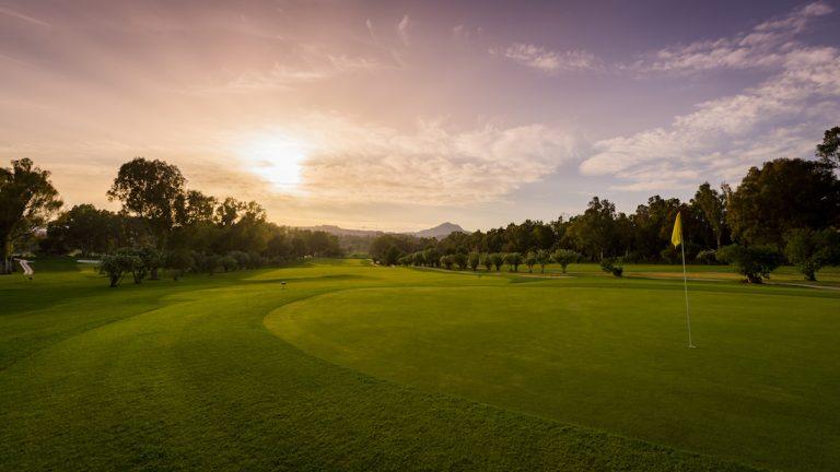 golf in Marbella Nueva Andalucia