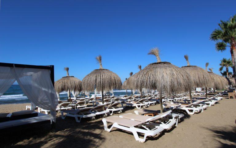 beach in Marbella East