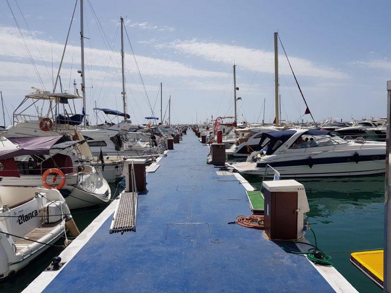 marinas in Costa del Sol