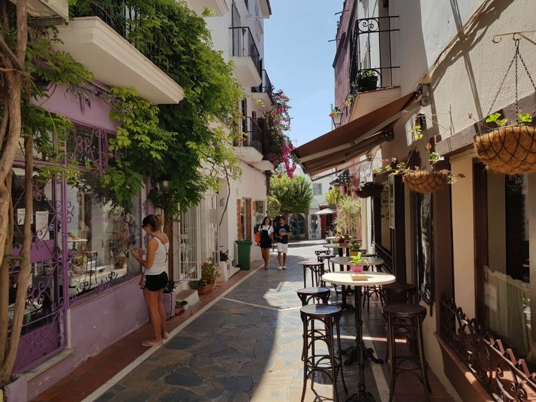charming villages in Marbella