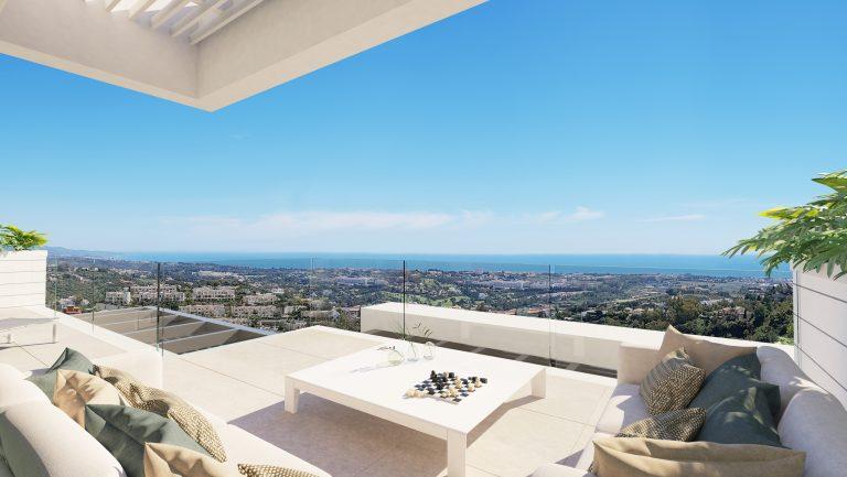 buy penthouse in Marbella