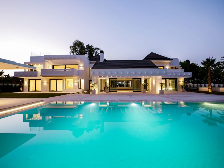 Guadalmina Baja villa