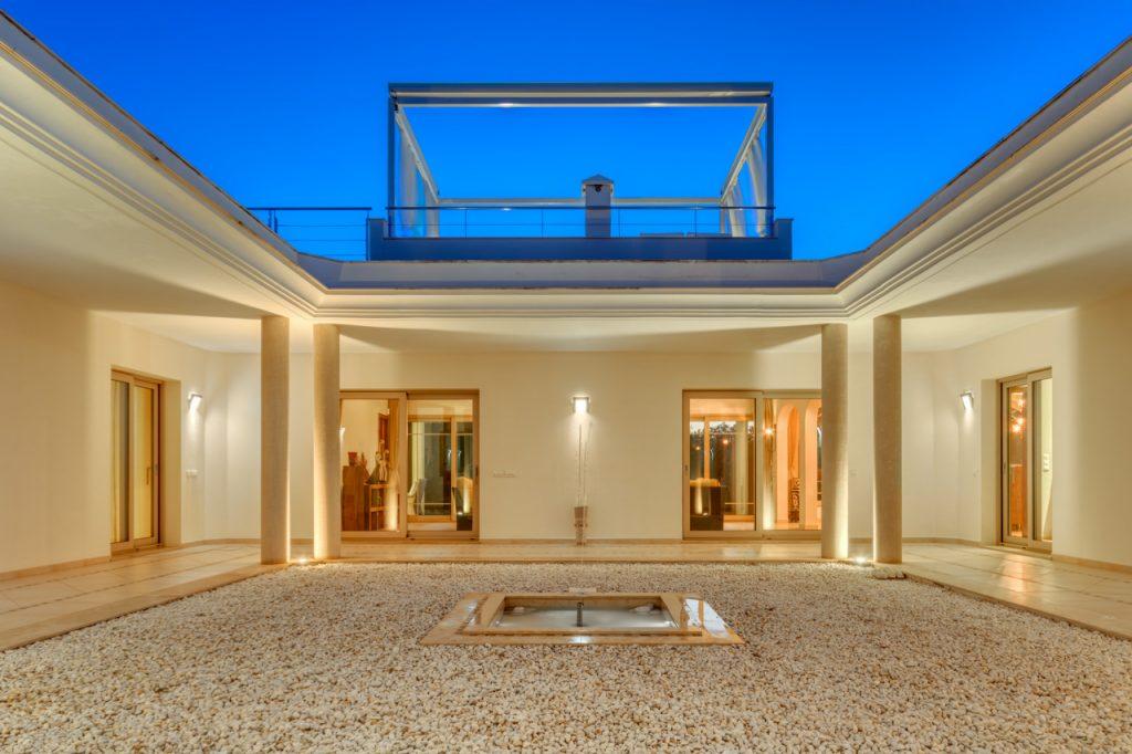villa de luxe sant lluis minorque
